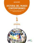 historia del mundo contemporáneo 1º bachillerato castellano mec-9788467827248