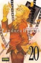 pandora hearts 20-jun mochizuki-9788467920048