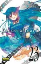 pandora hearts 23-jun mochizuki-9788467922448