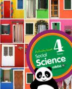 activity book social science 4 primary-9788468323848