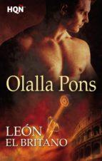 león el britano (ebook)-olalla pons-9788468747248