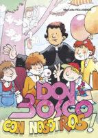 don bosco con nosotros m. pellissier 9788470432248