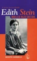 edith stein: modelo de mujer cristiana-francisco javier sancho fermin-9788472394148