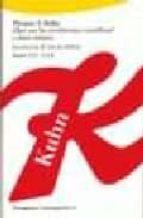 ¿que son las revoluciones cientificas? y otros ensayos thomas s. kuhn 9788475095448
