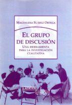 el grupo de discusion: una herramienta para la investigacion cual itativa magdalena suarez ortega 9788475845548