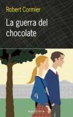 la guerra del chocolate robert cormier 9788477208648