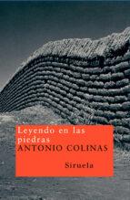 leyendo en las piedras-antonio colinas-9788478442348