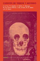 cuentos de terror y misterio 9788478448548