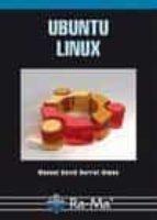 ubuntu linux-manuel david serrat olmos-9788478979448