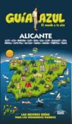 alicante (guia azul 2013)-9788480239448