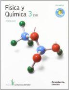 fisica y quimica 3º eso (los caminos del saber) (andalucia)-9788483052648