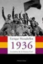 1936. los mitos de la guerra civil-enrique moradiellos-9788483076248