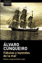 fabulas y leyendas de la mar alvaro cunqueiro 9788483105948