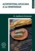 acupuntura aplicada a la inmunidad-apollinaire dschoutezo-9788483523148