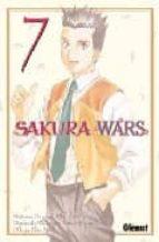 sakura wars nº 7-ikku masa-ohji hiroi-9788483576748