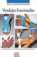 manual de bolsillo de bata sobre vendajes funcionales-jose ramon roces camino-antonio mendiolagoitia cortina-9788483671948