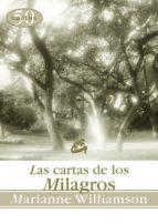 las cartas de los milagros marianne williamson 9788484450948