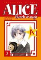 alice escuela de magia nº2 tachibana higuchi 9788484499848