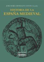 historia de la españa medieval (ebook)-jose maria monsalvo anton-9788490124048