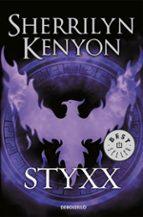 styxx (cazadores oscuros 23)-sherrilyn kenyon-9788490627648