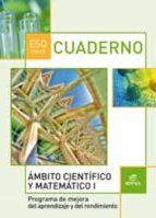ámbito científico y matemático i 2016 cuaderno-9788490787748