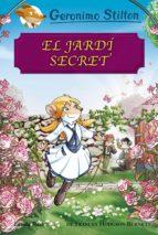 el jardí secret-geronimo stilton-9788491373148