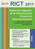 reglamento regulador de las infraestructuras comunes de telecomun icaciones 9788492812448
