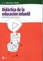 DIDACTICA DE LA EDUCACION INFANTIL: SERVICIOS SOCIOCULTURALES Y A LA COMUNIDAD (CICLO FORMATIVO GRADO SUPERIOR EDUCACION INFANTIL)
