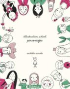 illustration school: personajes sachiko umoto 9788494313448