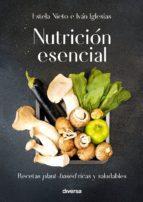 nutricion esencial-estela nieto-ivan iglesias-9788494716348