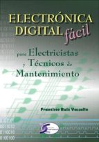 electronica digital facil francisco ruiz vassallo 9788496300248
