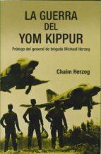 la guerra del yom kippur-chaim herzong-9788496364448