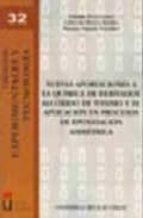 El libro de Nuevas aportaciones a la quimica de derivados alcoxido de titanio y su aplicacion en procesos de epoxidacion asimetrica autor YOLANDA PEREZ CORTES EPUB!