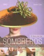 el libro de los sombreros-sarah cant-9788498743548