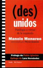 des unidos-manolo monereo-9788498886948