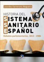 historia del sistema sanitario español-lourdes farrerons-9788499695648
