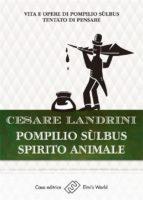 pompilio sulbus spirito animale (ebook)-9788885490048