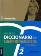 diccionario de comportamientos (tomo ii) martha alicia alles 9789506418748