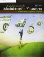 fundamentos de administracion financiera (14ª ed.) scott besley eugene f. brigham 9789708300148
