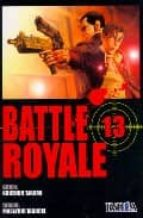battle royale nº 13-koushun takami-9789875624948