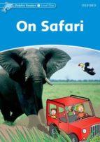 on safari (dolphin readers 1)-9780194400558