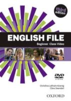 english file beginner class dvd 3ed-9780194501958