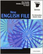 new english file pre-intermediate: student s book workbook with k ey multirom pack-9780194519458