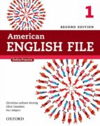 american english file 1 sb pk 2ed 9780194776158
