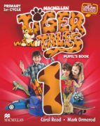 tiger 1º primary pupil´s book pack (n/e) 9780230475458