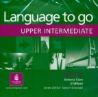 language to go upper intermediate (cd audio) 9780582506558