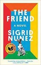 the friend sigrid nunez 9780735219458