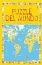 puzzle del mundo: seis puzzles de mapas (libro puzzle)-colin king-9780746063958
