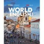 world english 1 alum+cd-rom 2ª-9781285848358