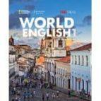 world english 1 alum+cd rom 2ª 9781285848358